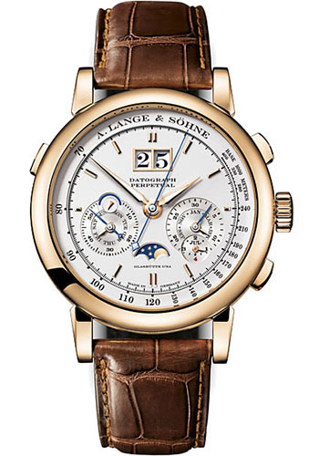 A. Lange & Sohne Watches - Datograph Perpetual - Style No: 410.032E