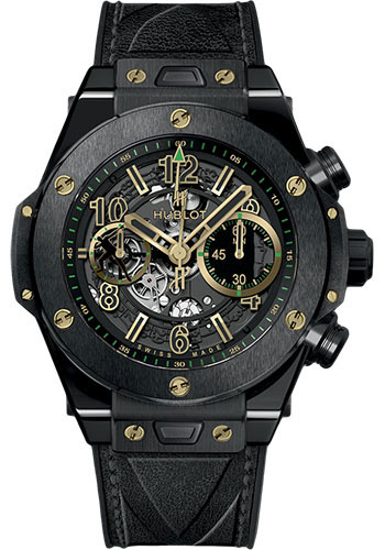 Hublot Watches - Big Bang 45mm Unico Usain Bolt - Style No: 411.CX.1189.VR.USB16