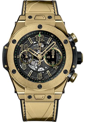 Hublot Big Bang 45mm Unico Usain Bolt Watches From SwissLuxury