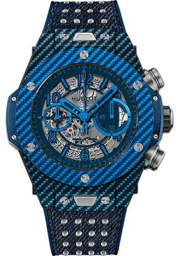 Hublot Watches - Big Bang 45mm Unico Italia Independent - Style No: 411.YL.5190.NR.ITI15