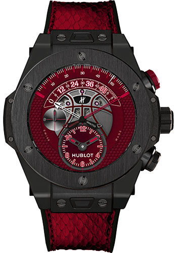 Hublot Watches - Big Bang 45mm Unico Retrograde Kobe Vino Bryant - Style No: 413.CX.4723.PR.KOB15