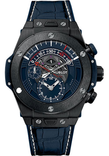 Hublot Watches - Big Bang 45mm Unico Retrograde Champions League - Style No: 413.CX.7123.LR.UCL16