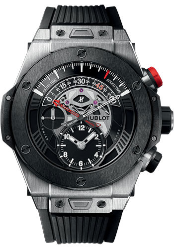 Hublot Watches - Big Bang 45mm Unico Bi-Retrograde Chrono - Style No: 413.NM.1127.RX