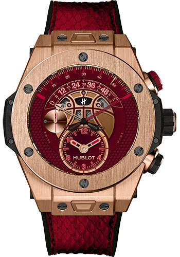 Hublot Watches - Big Bang 45mm Unico Retrograde Kobe Vino Bryant - Style No: 413.OX.4738.PR.KOB15
