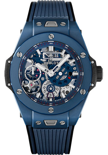 Hublot Watches - Big Bang 45mm MECA-10 - Style No: 414.EX.5123.RX