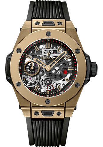 Hublot Watches - Big Bang 45mm MECA-10 - Style No: 414.MX.1138.RX