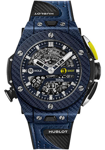 Hublot Watches - Big Bang 45mm Unico Golf - Style No: 416.YL.5120.VR