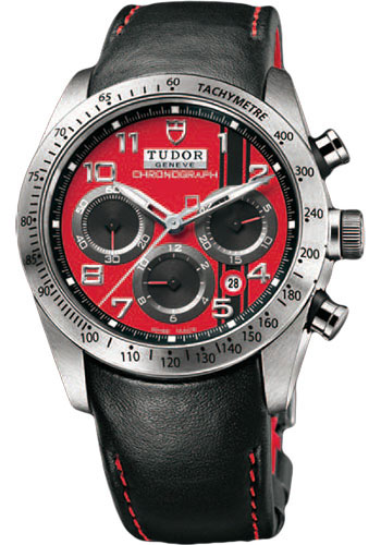 Tudor Watches - Fastrider Ducati - Style No: 42000D-leather