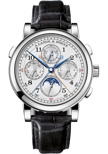 A. Lange & Sohne Watches - 1815 Rattrapante Perpetual Calender - Style No: 421.025FE