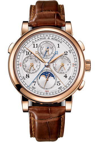 A. Lange & Sohne Watches - 1815 Rattrapante Perpetual Calender - Style No: 421.032FE