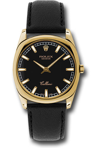 Rolex Watches - Cellini Danaos Mens XL - Style No: 4243.8 bks