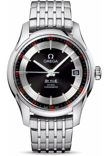 Omega Watches - De Ville Hour Vision Co-Axial 41 mm - Stainless Steel - Style No: 431.30.41.21.01.001