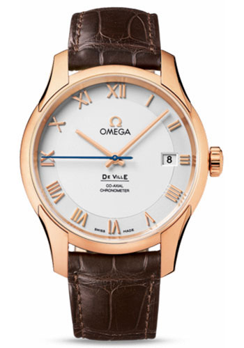 Omega Watches - De Ville Co-Axial 41 mm - Red Gold - Style No: 431.53.41.21.02.001