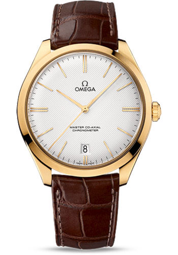 Omega Watches - De Ville Tresor Yellow Gold - Style No: 432.53.40.21.02.001