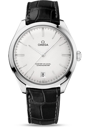 Omega Watches - De Ville Tresor White Gold - Style No: 432.53.40.21.02.004