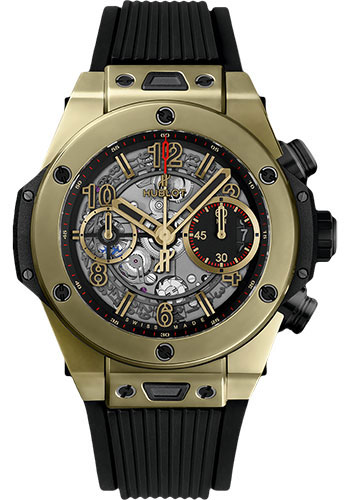 Hublot Watches - Big Bang 42mm Unico Full Magic Gold - Style No: 441.MX.1138.RX