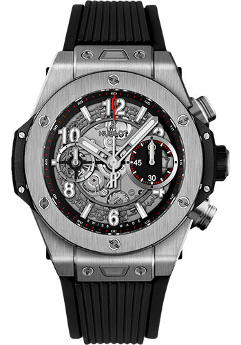 Hublot Watches - Big Bang 42mm Unico Titanium - Style No: 441.NX.1170.RX