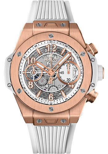 Hublot Watches - Big Bang 42mm Unico King Gold - Style No: 441.OE.2010.RW