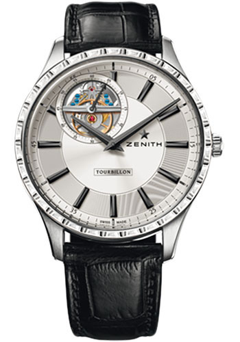Zenith Watches - Captain Tourbillon - Style No: 45.2190.4041/01.C493
