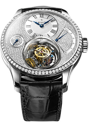 Zenith Watches - Academy Christophe Colomb - Style No: 45.2210.8804/09.C630