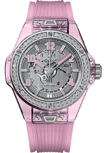 Hublot Watches - Big Bang 39mm One Click - Sapphire - Style No: 465.JP.4802.RT.1204