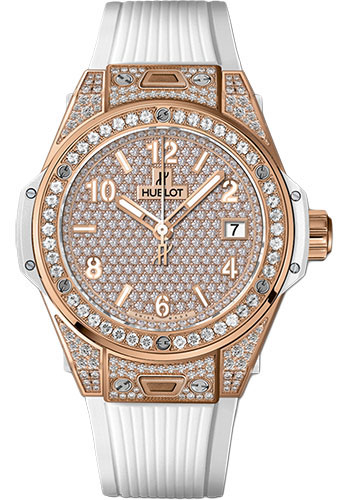 Hublot Watches - Big Bang 39mm One Click - King Gold - Style No: 465.OE.9010.RW.1604