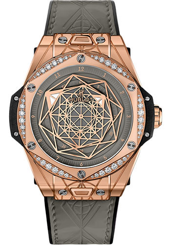 Hublot Watches - Big Bang 39mm One Click - Sang Bleu - Style No: 465.OS.7048.VR.1204.MXM20