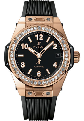 Hublot Watches - Big Bang 39mm One Click - King Gold - Style No: 465.OX.1180.RX.1204