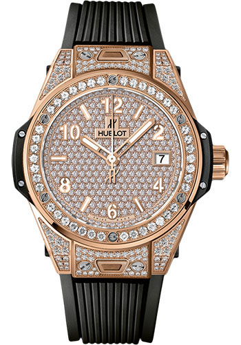 Hublot Watches - Big Bang 39mm One Click - King Gold - Style No: 465.OX.9010.RX.1604
