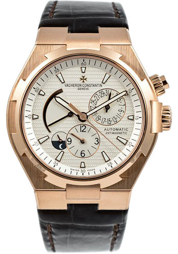 Vacheron Constantin Watches - Overseas Dual Time - Style No: 47450/000R-9404