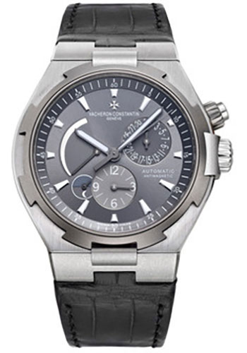 Vacheron Constantin Watches - Overseas Dual Time - Style No: 47450/000W-9511