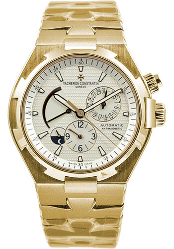 Vacheron Constantin Watches - Overseas Dual Time - Style No: 47450/B01J-9228