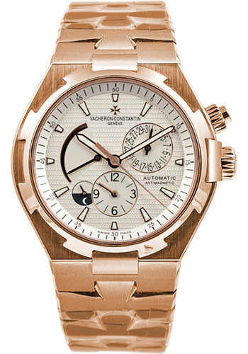 Vacheron Constantin Watches - Overseas Dual Time - Style No: 47450/B01R-9404