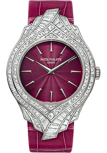 Patek Philippe Watches - Calatrava 34mm - Style No: 4895G-001