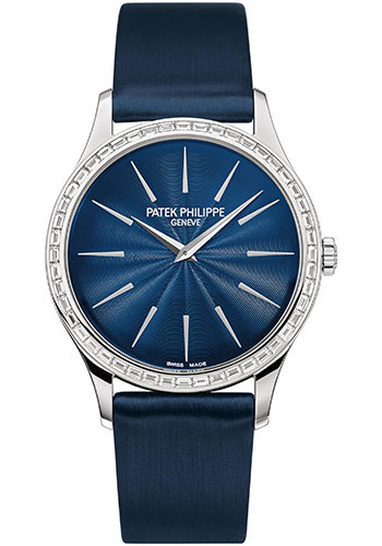 Patek Philippe Watches - Calatrava 33mm - Style No: 4897/300G-001