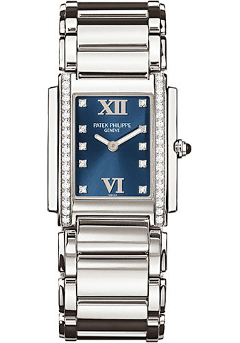 Patek Philippe Watches - Twenty-4 Medium Stainless Steel - Style No: 4910/10A-012