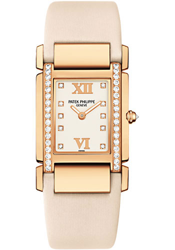 Patek Philippe Watches - Twenty-4 Medium Rose Gold - Style No: 4920R-010