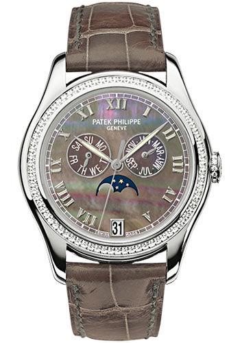 Patek Philippe Watches - Complications Ladies Annual Calendar - Style No: 4936G-001