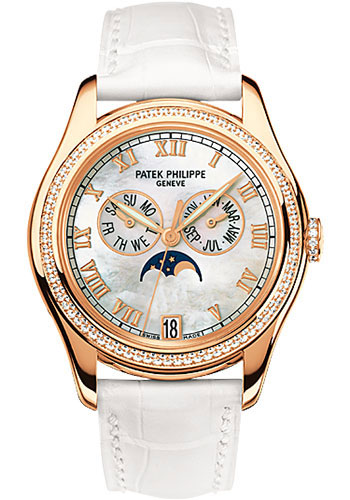 Patek Philippe Watches - Complications Ladies Annual Calendar - Style No: 4936R-001