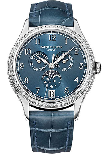 Patek Philippe Watches - Complications Ladies Annual Calendar - Style No: 4947G-001
