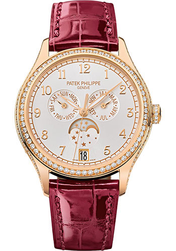 Patek Philippe Watches - Complications Ladies Annual Calendar - Style No: 4947R-001