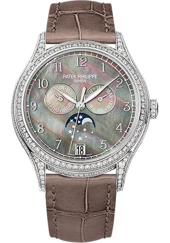 Patek Philippe Watches - Complications Ladies Annual Calendar - Style No: 4948G-001
