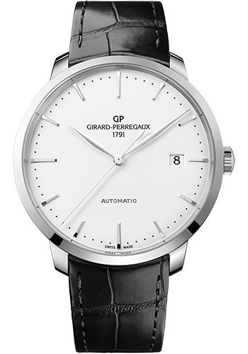 Girard-Perregaux Watches - 1966 44 mm - Style No: 49551-11-132-BB60