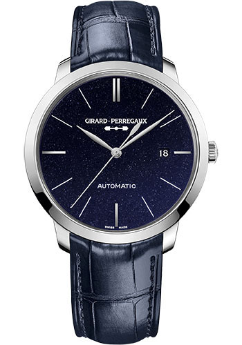 Girard-Perregaux Watches - 1966 Orion - Style No: 49555-11-435-BB4A