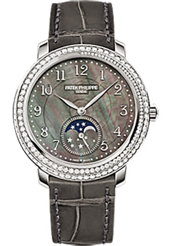 Patek Philippe Watches - Complications Ladies Annual Calendar - Style No: 4968G-001