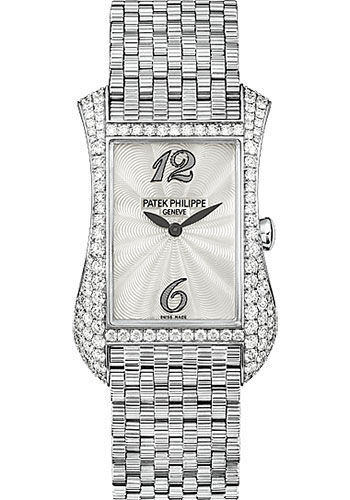 Patek Philippe Watches - Gondolo Ladies Gondolo Serta - Style No: 4972/1G-001