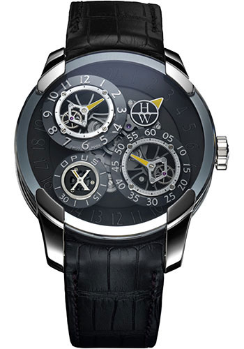 Harry Winston Watches - Opus Opus 10 - Style No: 500/MMJFMWL.K