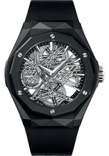 Hublot Watches - Classic Fusion 45mm Tourbillon Power Reserve 5 Days - Style No: 505.CI.1170.RX.ORL19