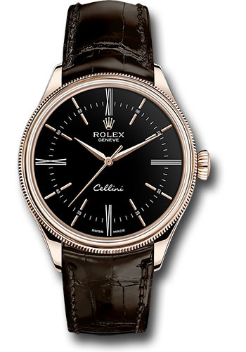 Rolex Watches - Cellini Time - Style No: 50505 bkbr