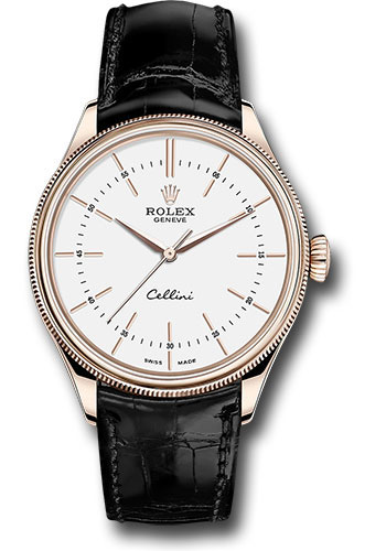 Rolex Watches - Cellini Time - Style No: 50505 wbk